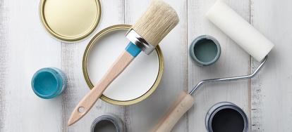 Satin paint vs semi gloss paint - Satin vs flat paint ...