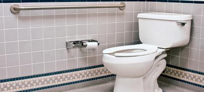 Peachy Your Ada Bathroom Installation Cost Guide Doityourself Com Download Free Architecture Designs Aeocymadebymaigaardcom