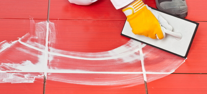 How Long Does Ceramic Tile Floor Grout Take to Dry? | DoItYourself com