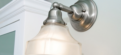 Installing A Bathroom Light Fixture Involves Electrical Work However It Is Not Very Difficult The Average Do Yourselfer Can Remove An Old And