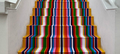 ... How To Paint A Stair Runner. By: Sandra Karnes. What Youu0027ll Need