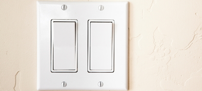 Stupendous How To Replace A Double Light Switch Doityourself Com Wiring 101 Cajosaxxcnl