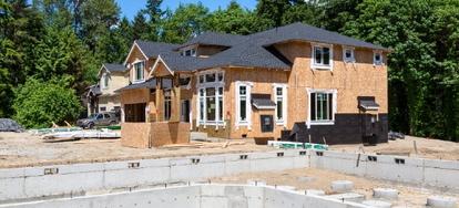 Poured Concrete Foundations Vs Wood Foundations Doityourselfcom