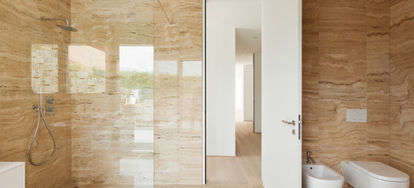 Astounding How To Install A Frameless Glass Shower Door Doityourself Com Download Free Architecture Designs Scobabritishbridgeorg