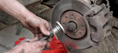 Front Brake Repair: How to Prevent the Caliper from Sticking