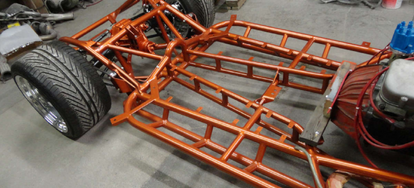 5 Types of Car Chassis | DoItYourself com