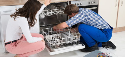 How To Test A Dishwasher Water Inlet Valve Doityourself Com