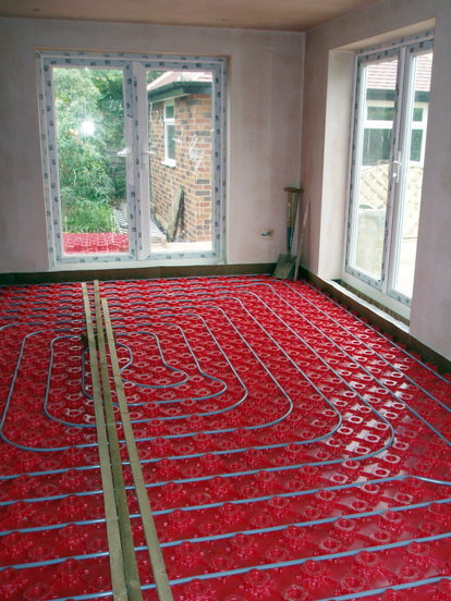 Radiant Heating Systems Are Very Commonly Used In Basements. They Are  Clean, Energy Efficient, And Very Effective. These Kinds Of Heaters Use  Electricity To ...