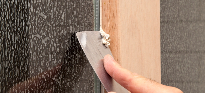 Window Glazing Putty : Ways to speed up the drying of glazing putty