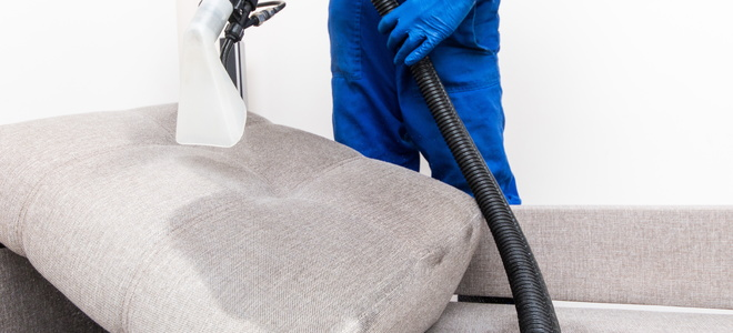 How To Steam Clean Upholstery