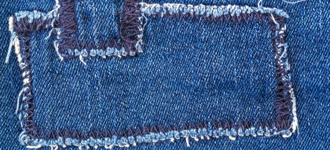 How Sew A Patch Over Your Jeans Hole Doityourself Com