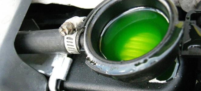 antifreeze leaking doityourselfcom