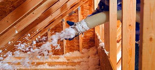Blown insulation fiberglass or cellulose doityourself cellulose and fiberglass are the two most popular types of blown insulation and they each have some pros and cons here are some details on the differences solutioingenieria Choice Image