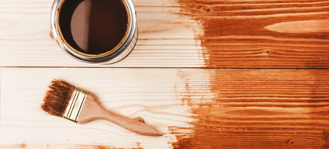 Staining Wood Is An Easy Enough Diy Task But It S Definitely A Process That Requires Attention To Detail Otherwise You Can End Up With Awfully