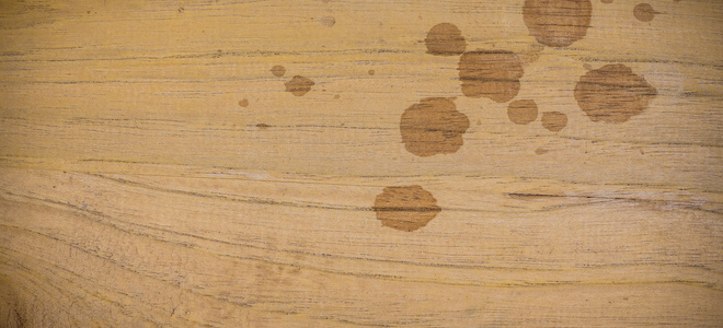 Remove Oil Stains From Wood | DoItYourself.com