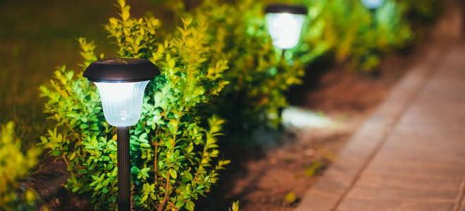 3. Install Landscape Lighting