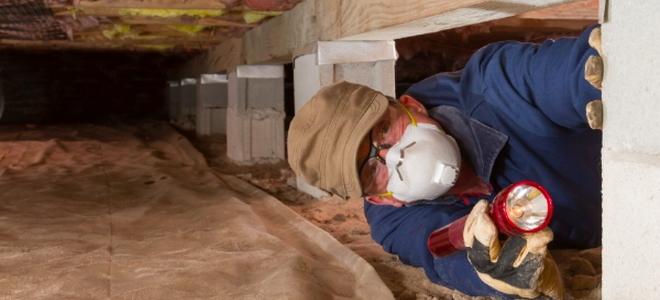 How to install a crawlspace access door for Crawl space excavation cost
