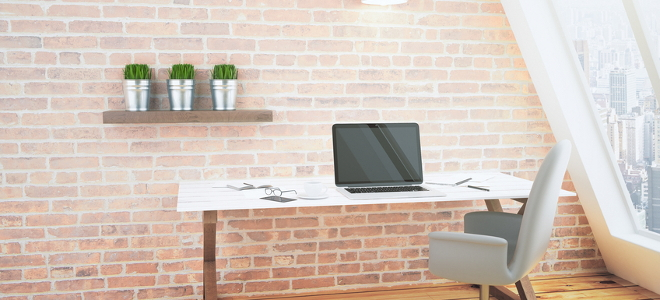 How To Install A Thin Brick Interior Wall