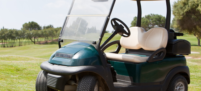 Troubleshooting Your Gas Powered Golf Cart Motor