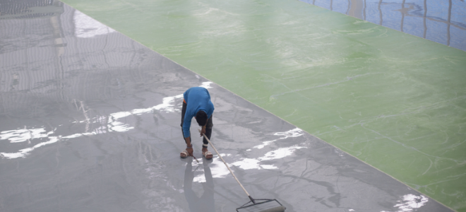 How To Remove Epoxy Flooring Doityourself Com