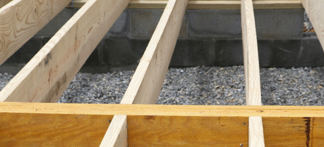 Proper Spacing For Floor Joists Doityourself Com