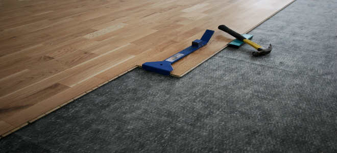 Hot Topics Installing Glueless Laminate Flooring Over Carpet
