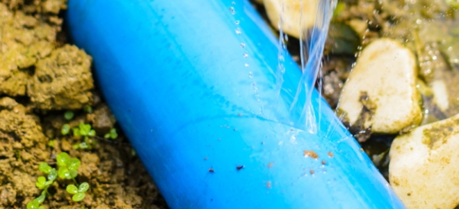 How To Repair A Cracked Plastic Pipe Doityourself Com