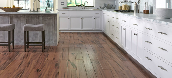 6 Benefits Of Wood Look Porcelain Tile