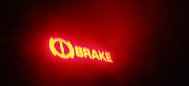 troubleshooting an emergency brake light that won t turn off