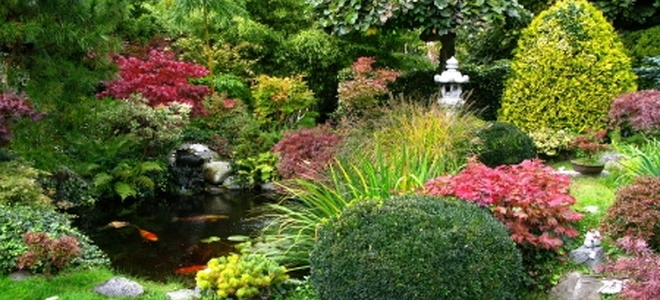 Classic japanese tea gardens for Japanese tea garden design