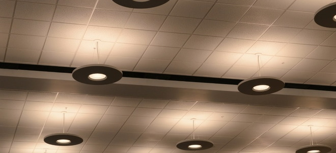 How to Clean Suspended Ceiling Tiles