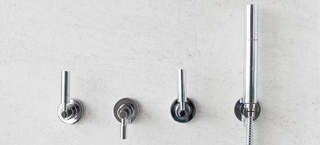 Replace A 3 Handle Shower Faucet Diverter Valve Doityourself Com