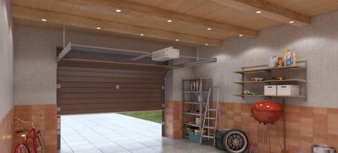 How To Find A Stud In Garage Ceiling
