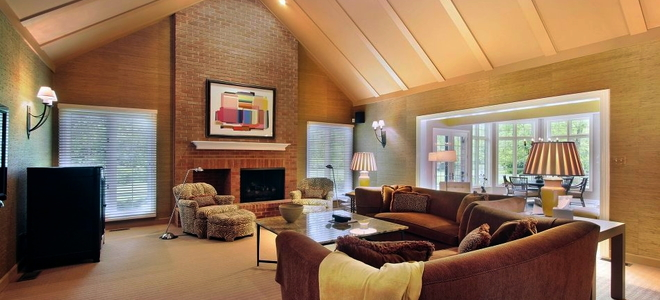 A vaulted ceiling is a great way to give your room a vintage look and make it appear larger than it really is. Unfortunately the problems with vaulted ... & 3 Common Vaulted Ceiling Problems | DoItYourself.com