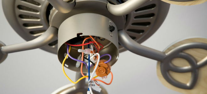 Red, Black, White, Blue: What Each Ceiling Fan Wire Means ... on