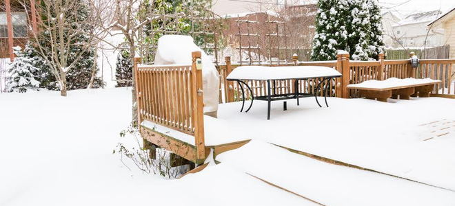 snowydeck 305549 - How To Get Rid Of Packed Snow On Driveway