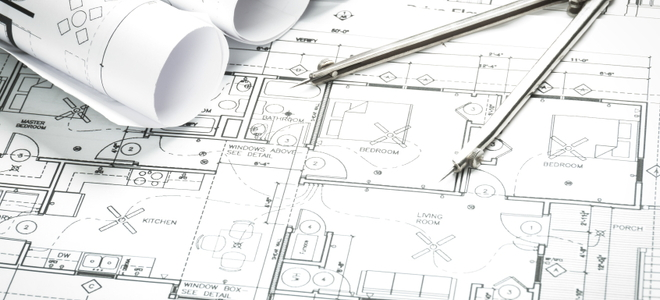 How to calculate the square footage of floor plans for Blueprint estimator