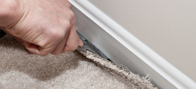 Installing Carpet On Concrete