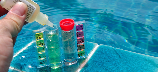 How to raise pool alkalinity - Protection from chlorine in swimming pool ...