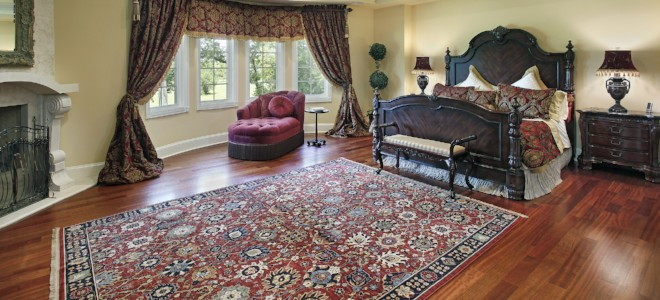Persian Wool Rug Stain Removal