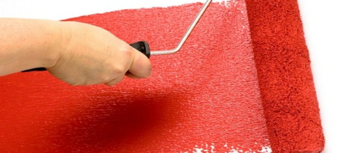 Car Painting Roller Method