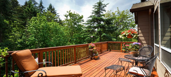 Building a deck is a rewarding and worthwhile task. It not only adds a  great outdoor space to any backyard, but it will add value to your home as  well. - How To Build A Deck DoItYourself.com