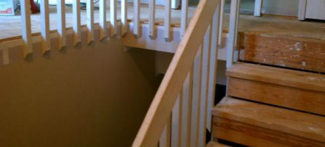 How To Install Wooden Stair Treads Doityourself Com