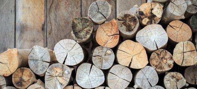 How to Build a Log Bedframe | DoItYourself.com
