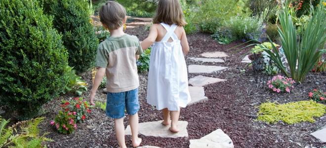 Walk In Garden Box: Create A Children's Sensory Garden