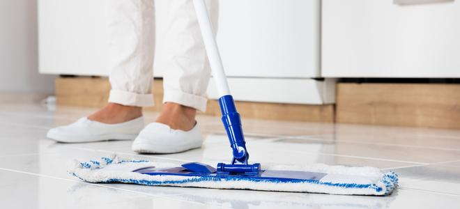 Making Kitchen Floors Shine Doityourself Com