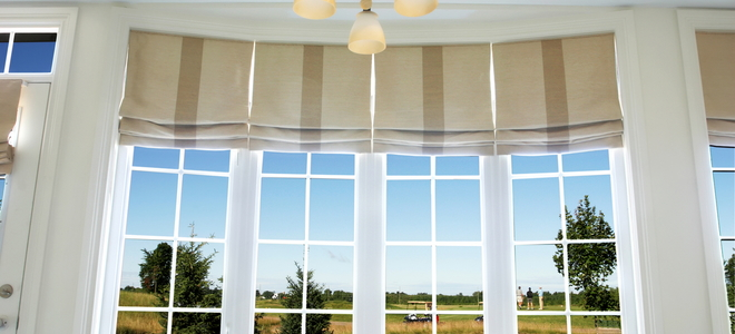 How to Clean Fabric Roman Shades DoItYourselfcom