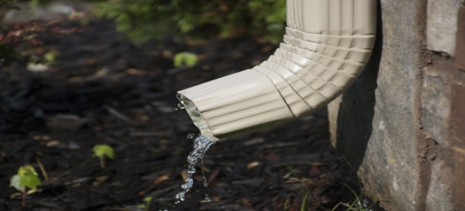 Using Gutter Elbows To Redirect Your Downspout Doityourself Com