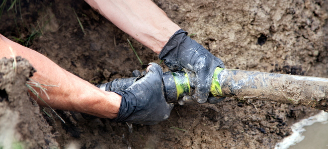Install A Drainage Pipe In 7 Steps