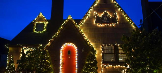 the right way to install christmas lights doityourselfcom - Install Christmas Lights
